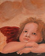 Cherub Originals - Raphaels Angel by Nancy Wood
