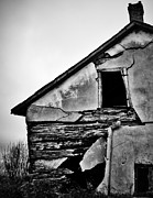 Abandoned Houses Prints - Rapunzels  Sill Print by Jerry Cordeiro