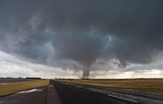 Colt Forney - Rare November Tornado