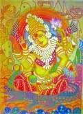 Handmade Paintings - Rashi Dev by Sudha Verma