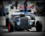 Paint Photograph Prints - Rat Rod Event Print by Perry Webster