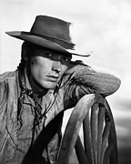 Eastwood Photos - Rawhide, Clint Eastwood, 1959-66 by Everett