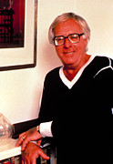 1980s Prints - Ray Bradbury Theatre, Ray Bradbury Print by Everett