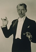 White Tie Posters - Ray Noble 1903-1978, British Band Poster by Everett