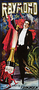 Magician Metal Prints - Raymond Metal Print by Unknown