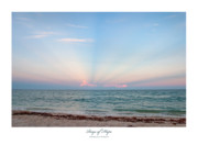 Michelle Prints - Rays of Hope Print by Michelle Wiarda
