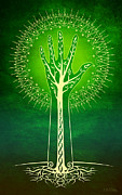 Tree Art Digital Art - Reach by Cristina McAllister