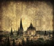 Cathedral Photos - Reach Out by Evelina Kremsdorf