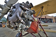 Vintage Aircraft Photos - Ready for your Flight by Rich Franco
