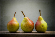Pear Art Framed Prints - Ready to eat Framed Print by Alana Ranney