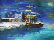 Bill Hubbard - Ready to Sail on the Tide