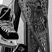 Skates Prints - Ready To Skate Print by Bonnes Eyes Fine Art Photography