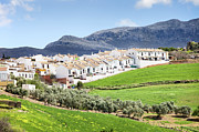 Residential Prints - Real Estate Development in Ronda Print by Artur Bogacki