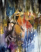 Figurative Originals - Rebirth by Patricia Ariel
