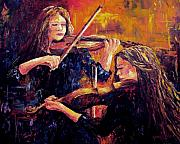 Perform Paintings - Recital by David G Paul