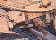 Wagon Originals - Reclaimed By Time by Nichole Taylor