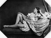 1859 Photos - Reclining Nude, 1859 by Granger