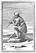 Woodwind Photos - Recorder, 1723 by Granger