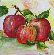 Carolyn Bell - Red Apples