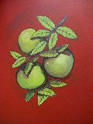 Timothy Hawkins - Red Apples