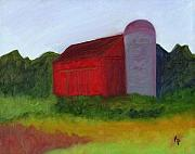 Kelly  Parker - Red Barn