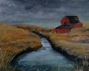 Rena Buford - Red Barn