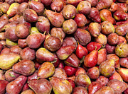 Agronomy Photos - Red Bartlett Pears by John Trax