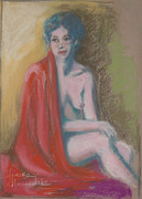Tamara  Kocoj  - Red Blanket