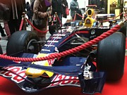 Formula Car Photos - Red Bull Formula 1 by Sascha Meisenberger