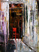 Debra Hurd - Red Chair