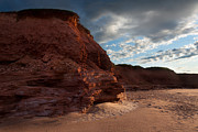Red Cliffs Prints - Red Cliffs Print by Matt Dobson