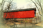 Marty Koch - Red Covered Bridge