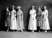 Armband Photos - RED CROSS CORPS, c1920 by Granger