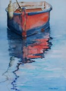 Celene Terry - Red Dinghy