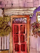 Constance Larimer - Red Door