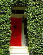 Kim Zwick - Red door
