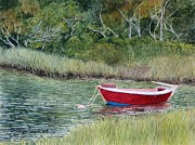 Sharon Farber - Red Dory