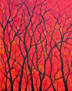 Sabrina Zbasnik - Red Forest