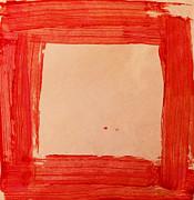 Red Frame   Print by Igor Kislev