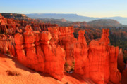 Hammer Art - Red glow in Bryce Canyon by Pierre Leclerc