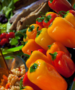 Hot Peppers Prints - Red Hot Chili Peppers 2 Print by Marcie Adams Eastmans Studio Photography