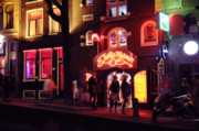 Most Favorite Originals - Red light district Amsterdam by Evgeny Ivanov