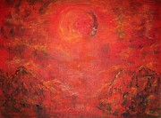 All - Red Moon Rising  by Mary Sedici