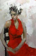 Nancy Blum - Red