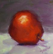 Patti Trostle - Red Pear Print