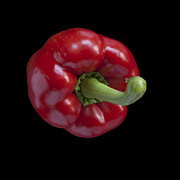 Square_format Photo Posters - Red Pepper Poster by Heiko Koehrer-Wagner