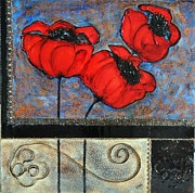 Donna Martin - Red Poppies