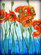 Tatjana Andre - Red poppies