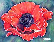 Norma Boeckler - Red Poppy