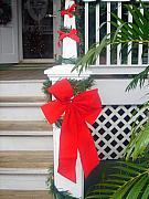 Susanne Van Hulst - Red ribbon on steps
